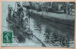 CPA 59 NORD DUNKERQUE MARINE BATEAU SOUS-MARIN LUDION - Dunkerque