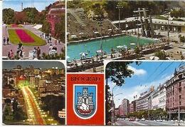 Beograd-  Traveled FNRJ - Serbie