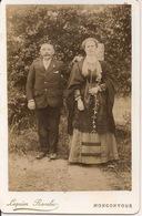 Photo Couple En Costume Photographe LEQUIEN RAVALEC De MONCONTOUR Cotes D'Armor - Non Classificati