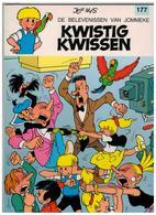 DE BELEVENISSEN VAN JOMMEKE JEF NYS DE KWISTIGE KWISSEN 177 HET VOLK Stripuitgeverij - Jommeke