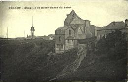CPA DE FECAMP  (SEINE-MARITIME)  CHAPELLE DE NOTRE-DAME DU SALUT - Fécamp