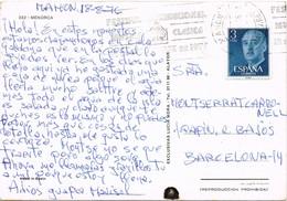 34931. Postal MAHON (Menorca) Baleares 1976. Vistas Varias De Poblaciones De Menorca - 1931-Hoy: 2ª República - ... Juan Carlos I