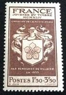 N° 668  NEUF ** SANS CHARNIÈRE ( LOT:391 ) - France
