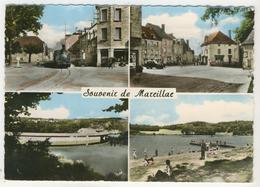 19 - Marcillac-la-Croisille -      Multivues - Frankreich