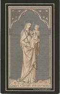 DP. MARIA NOLET ° INGOIJGHEM 1837- +1896 - 34 JAAR MEESTERES IN DE ZONDAGSCHOOL - Godsdienst & Esoterisme