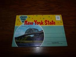 BC4-3-25-2 Souvenir Folder (12 Vues) New York State - NY - New York