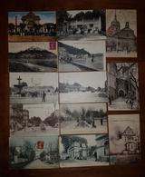 Lot De 23 Cpa Animées Toutes Scannées. - Postkaarten