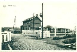 Welle - Statie - Halte - Gare - Denderleeuw