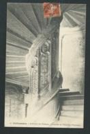 21 - Chateaudun Intérieur Du Chateau - Coquille De L'escalier D'honneur  ( Fente Bord Du Bas ) Maca0193 - Chateaudun
