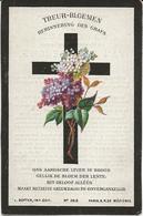 DP. CORNELIUS VAN DEN BERGHE ° OKEGEM - + 1875 - 68 JAAR - Godsdienst & Esoterisme