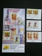 ESPANA 2003 - SPAIN - DENOMINACION DE ORIGEN - 2001-10 Unused Stamps