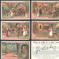 Liebig - Vintage Chromos - Series Of 6 / Série Complète - Le Petit Marat - Français - Liebig