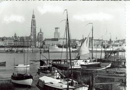 ANTWERPEN-PANORAMA DU PORT ET DE LA RADE-DER HAVEN EN REEDE - Antwerpen