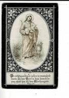 DP 8969 - LUDOVICUS VANDENBROUCKE - CLEMSKERKE 1833 + VLISSEGHEM 1906 - Images Religieuses