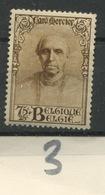 Mercier 75c. *  Avec Charnière - Belgique