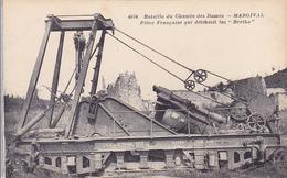 Cpa -02 -margival-bataille Chemin Des Dames--edi .... - France