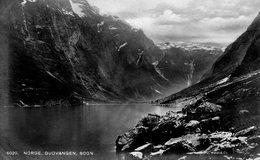 NORGE GUDVANGEN - Noorwegen