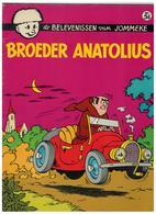 De BELEVENISSEN Van  JOMMEKE   BROEDER ANATOLIUS  Nr.54 JEF NYS - Jommeke