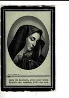 DP 8971 - GEORGES BILLIAU - BREEDENE 1908 + HOUTHEM 1927 - Images Religieuses