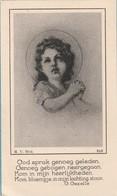 Jenny Emilie Dobbels-meulebeke 1946-1947 - Images Religieuses