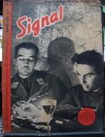 MilDoc. 73.  Revue De Propagande Allemande SIGNAL 1 Er Numéro  Septembre 1941. N°17. - 1939-45
