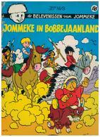De BELEVENISSEN Van JOMMEKE    JOMMEKE IN BOBBEJAANLAND 88 JEF NYS - Jommeke