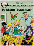 DE BELEVENISSEN VAN JOMMEKE   DE KLEINE PROFESSOR  90 JEF NYS - Jommeke