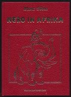 MARC SLEEN  NERO IN AFRIKA - NIEUWSTAAT - ORIGINEEL GEHANDTEKEND VOOR ZIJN NEEFJES  MARC EN CRIS - ZIE AFBEELDINGEN - Nero Luxe Albums