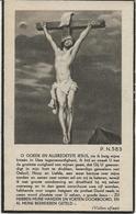 DP. OORLOG 40-45 - GEORGES DEGRAEUWE ° WULPEN 1923- + HALTERN IN WESTFALEN 1945 - Godsdienst & Esoterisme