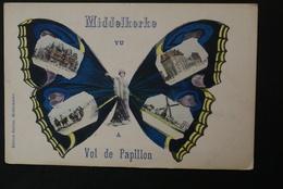 Middelkerke - Vol De Papillon  - Vlinder - Middelkerke