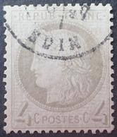 DF40266/863 - CERES N°52 - LUXE - CàD De NICE - 1871-1875 Cérès