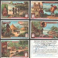 Liebig - Vintage Chromos - Series Of 6 / Série Complète - Pays équatoriaux - Français - Liebig