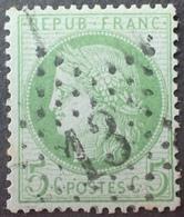 DF40266/864 - CERES N°53 - LUXE - SUPERBE ETOILE De PARIS N°13 - 1871-1875 Cérès