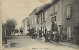 GRIGNY  Le Bas-Port 1905/20 - Grigny