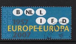 Europa 2007 - Gebruikt