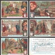 Liebig - Vintage Chromos - Series Of 6 / Série Complète - Le Masque - Français - Liebig