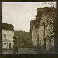VOSGES  , N° 11,  Vieux Moulins, Ancienne  Photo Sur  Plaque  En Verre : Vue Animée - Frankrijk