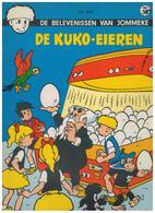 DE BELEVENISSEN VAN  JOMMEKE  JEF NYS  DE KUKO-EIEREN  Nr.58 - Jommeke