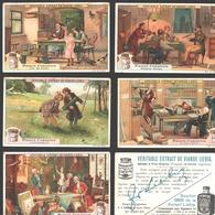 Liebig - Vintage Chromos - Series Of 6 / Série Complète - Plaisirs D'amateurs - Français - Liebig