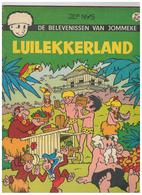 DE BELEVENISSEN VAN  JOMMEKE  JEF NYS  LUILEKKERLAND  Nr.62 - Jommeke