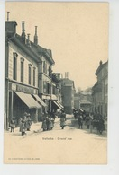 SUISSE - VAUD - VALLORBE - Grand'Rue - VD Waadt