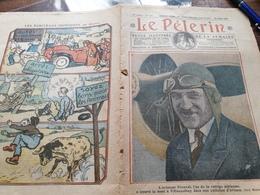 LE PELERIN/VILLACOUBLAY AVIATEUR FRONVAL/L ISLE EN RIGAULT MEUSE SAINT CHRISTOPHE/ DOUMERGUE TARDIEU ROCHE MOLIERE - Livres, BD, Revues