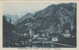 GRESSONEY - PANORAMA - Italia