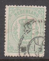The Netherlands Used NVPH Nr 15 From 1869 / Catw 3.00 EUR - Gebruikt