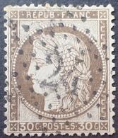 DF40266/873 - CERES N°56 - LUXE - SUPERBE ETOILE N°24 De PARIS - 1871-1875 Cérès