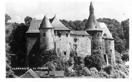 Clervaux - Le Château (photo 1953) - Clervaux