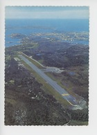 Norvège Norge - Kvernberget Flyplass - Kristiansund N. Norway (aéroport Piste Atterrissage) - Noorwegen