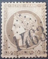 DF40266/874 - CERES N°56 - LUXE - SUPERBE GC 1463 : FALAISE (Calvados) - 1871-1875 Cérès