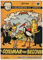 De BELEVENISSEN Van   JOMMEKE  JEF NYS  DE OOIEVAAR VAN BEGONIA  8   15F - Jommeke