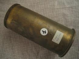 1/ Douille De 105 Court Mle 1935 - 1939-45